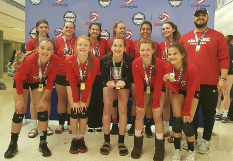 13 black regional runner up