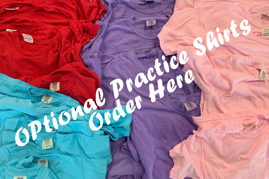 Practice Shirts